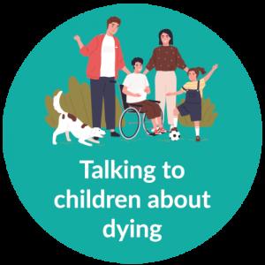 Website bubble_children talk