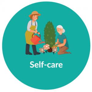 Website bubble_self care